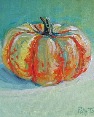 Art - Food - Pumpkin - by Polly Jones