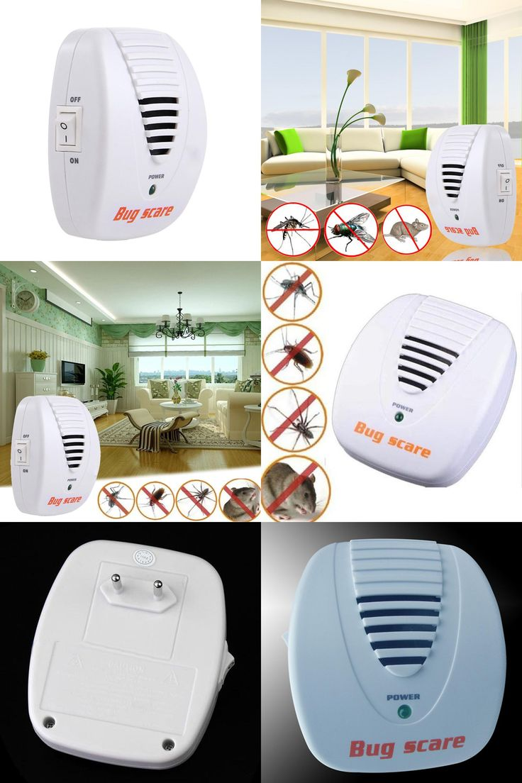 [Visit to Buy] High Quality Multi-Purpose Electronic Ultrasonic Pest Control Repeller Rat Mosquito Mouse Insect Killer Pest Repeller CA1T #Advertisement