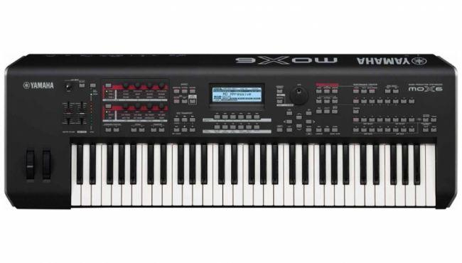 Yamaha MOX6 Professional Synthesizer