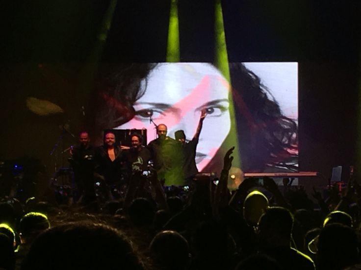#SomosRockFST #SantaSabina Rock mexicano 21.05.16 @ Carpa Astros, CDMX.