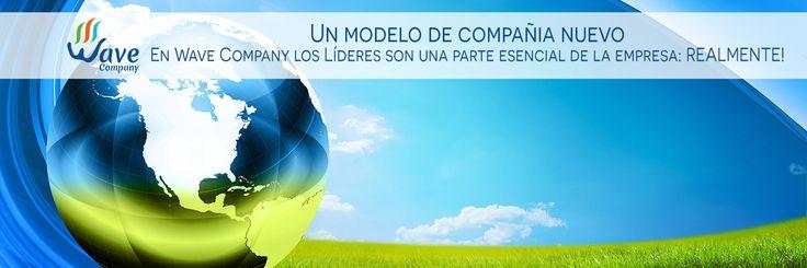 Un nuevo modelo de compañia En Wave Company los Líderes son una parte esencial de la empresa: REALMENTE! http://www.wavecompany.net/es/empresa-mlm/