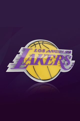 Los Angeles Lakers Logo 2 Android Wallpaper HD