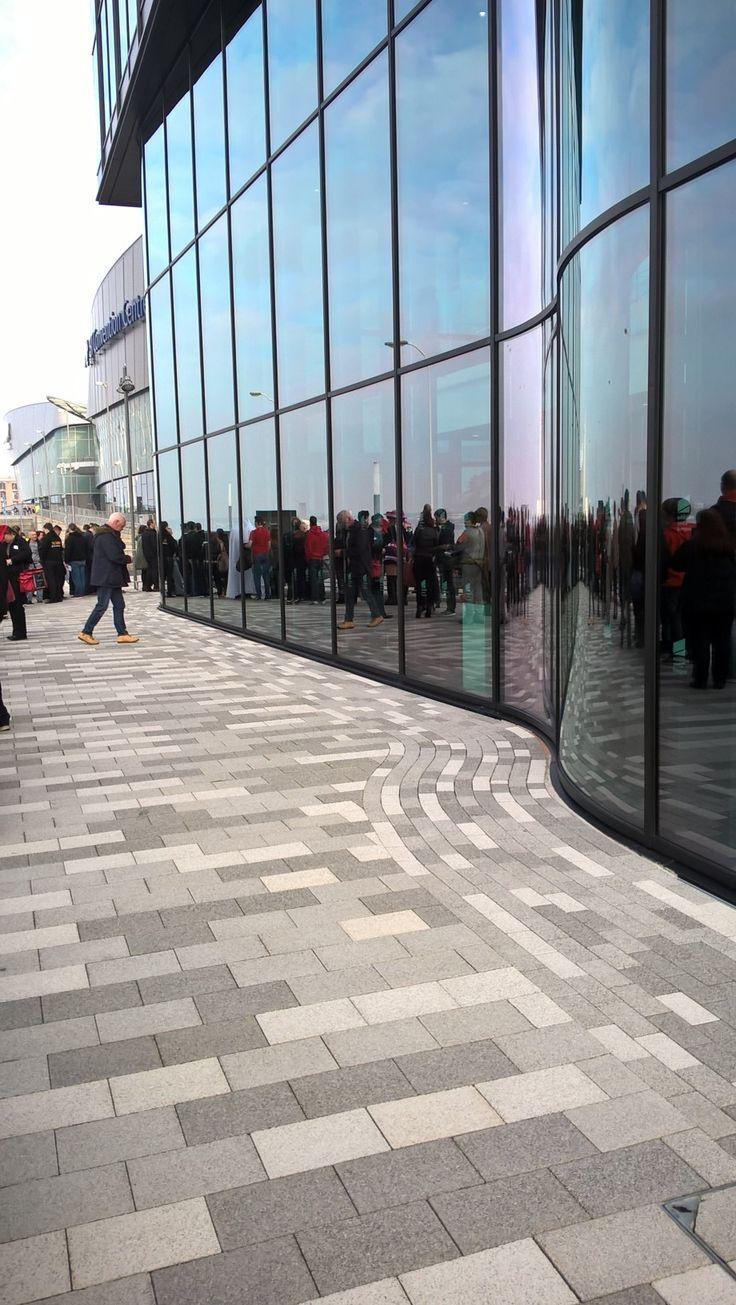 Marshalls La Linia @ Liverpool Exhibition Centre