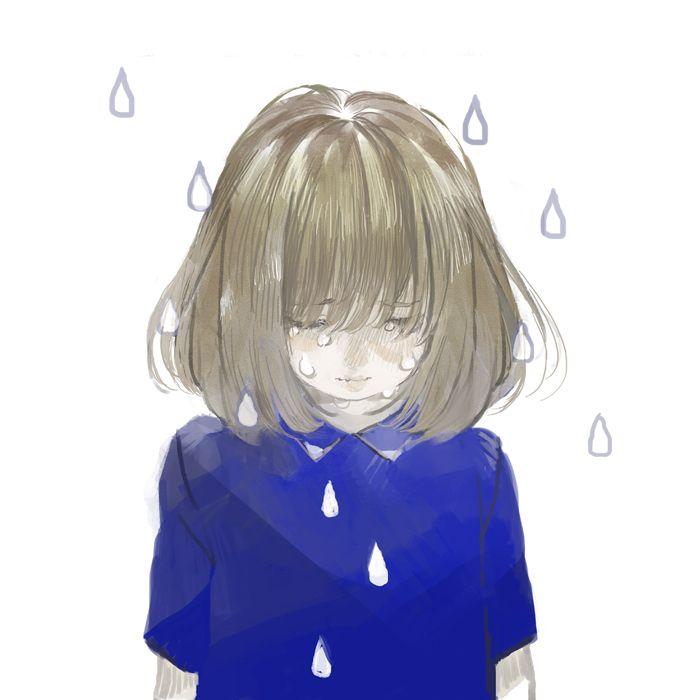 etopicaに投稿されたねこ助のイラスト 写真です お題となったニュース 涙の数だけ美しくなる 泣ける女 がキレイなのには秘密があった mery メリー 泣く イラスト イラスト 涙 イラスト