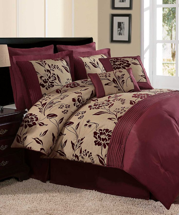 18 Best For The Home Images On Pinterest Comforters Bed Bathrooms Decor And Bed Sets