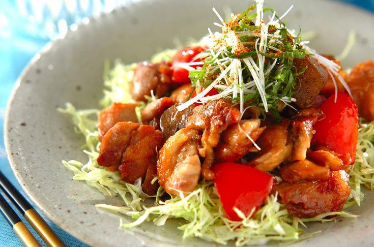 照り焼きチキンのレシピ・作り方 - 簡単プロの料理レシピ | E・レシピ