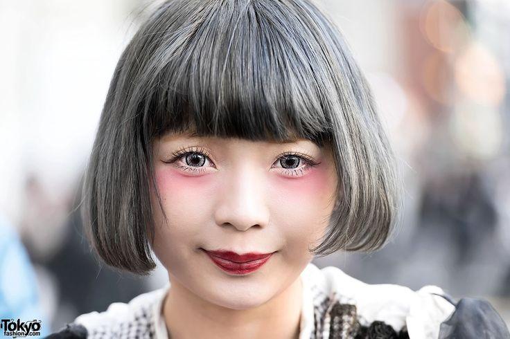 Hair Style Japan: 18 Best Blushy Eyes Images On Pinterest