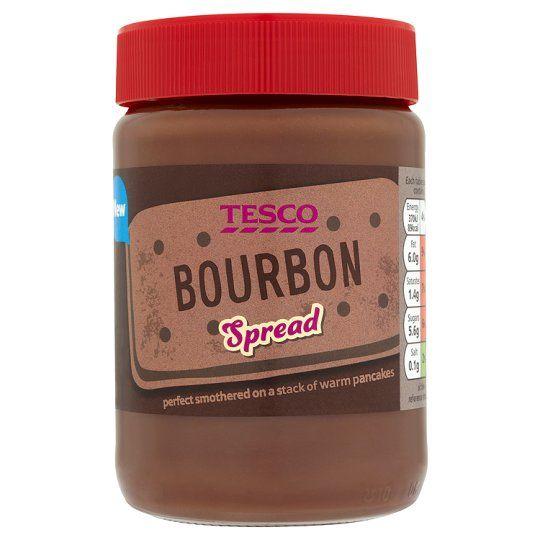 Tesco Bourbon Biscuit Spread 400G - Groceries - Tesco Groceries