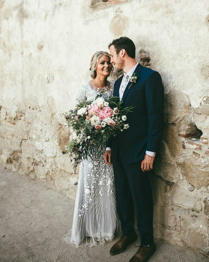 Boho bride #love #weddingday #happycouple #bride #groom