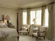 A client's home in Florida - of course in Colonial style done in luxurious creams