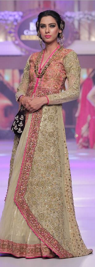 Ayesha Ibrahim Collection at Telenor Bridal Couture Week 2015 #TBCW2015