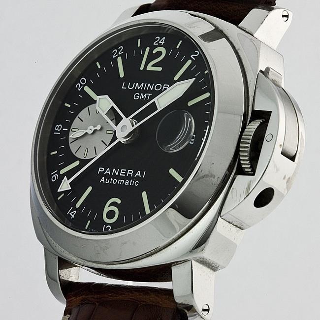 Panarai Luminor GMT PAM088