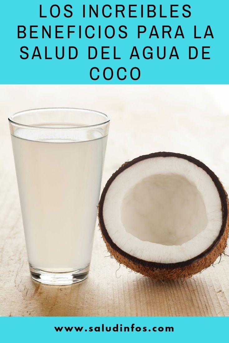 Como se prepara el agua de coco para adelgazar