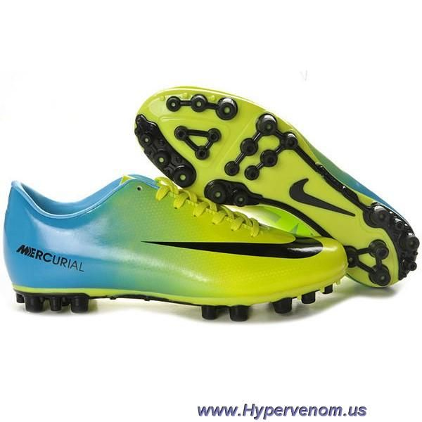 Nike Mercurial Vapor IX AG Artificial Grass Electricity Blue Volt Black Nike  Vapor 9 Football Shoes, cheap Nike Mercurial Vapor IX AG, If you want to  look ...