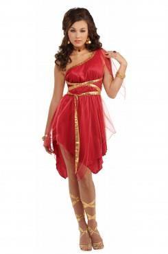 Как сделать костюм греческой богини для девочки