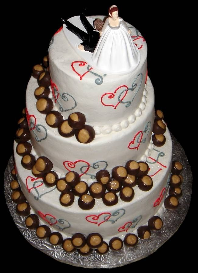 Buckeye Wedding Cakes Google Search