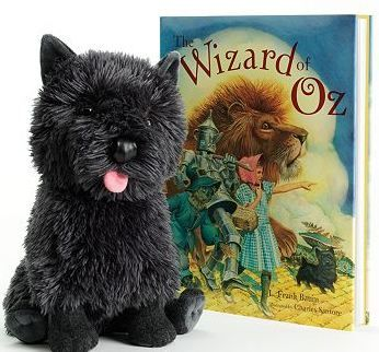OH I want that Toto and the book!!!