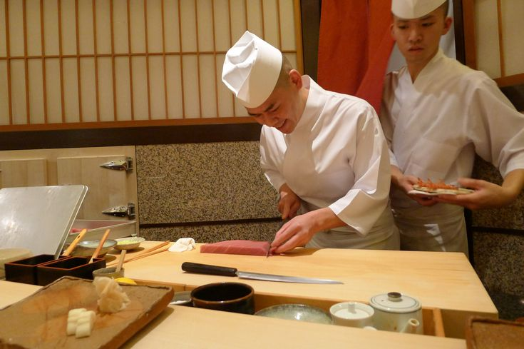 Here is a list of  30 best sushi restaurants in Tokyo according to http://tabelog.com/users.