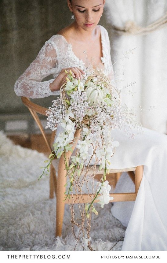 Winter Wedding Wonderful | Styled Shoots | Photography by Tasha Seccombe Photography | Concept, Floral Design & Styling by Fleur le Cordeur | Dresses by Kobus Dippenaar