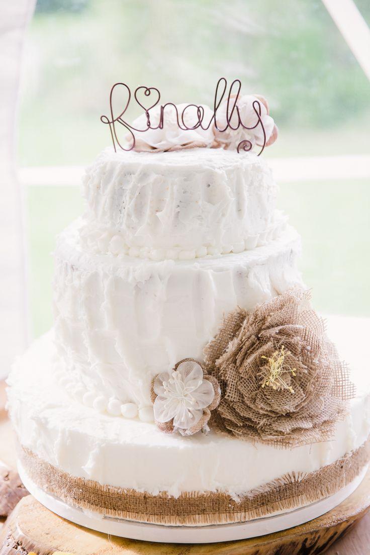 Backyard Wedding Cake Ideas diy rustic backyard wedding in ontario: rachel + chris   ontario
