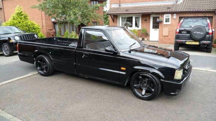 1988 Mazda B2200 7 Years And 120 000mi So Much Fun