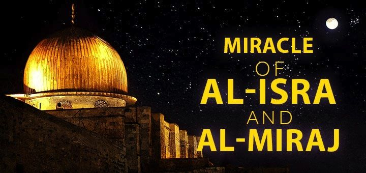 On the 27th of Rajab, Monday night is when the miraculous Night Journey occurred.  Prophet Muhammad (PBUH) traveled from Makkah to Jerusalem and then ascended to heaven in ONE NIGHT.   Read about this incredible journey. ⬇️