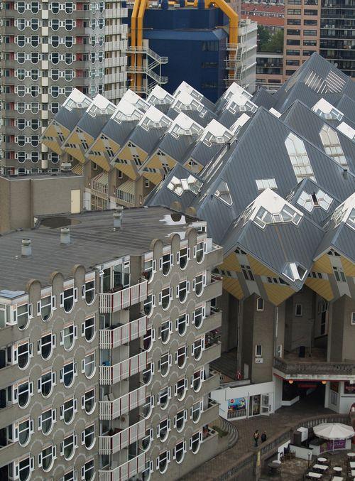 Kusbuswoningen Rotterdam