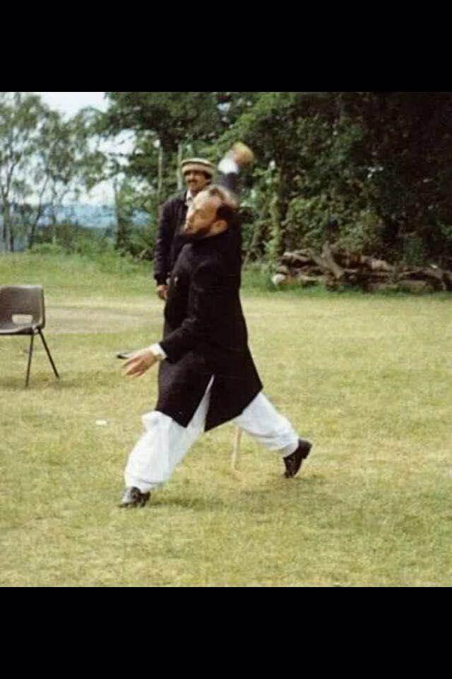Hazrat Mirza Tahir Ahmad ra