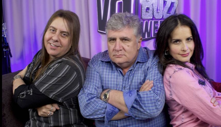It's serious business on VO Buzz Weekly with Chuck and Stacey! VO superstar Maurice LaMarche is the real deal, no joke!