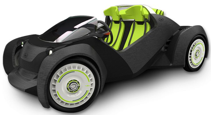 Local Motors Provides Update on 3D Printed Cars - Graphene & Metal Printing, Recycling Program http://3dprint.com/51866/local-motors-plans-3d-print/