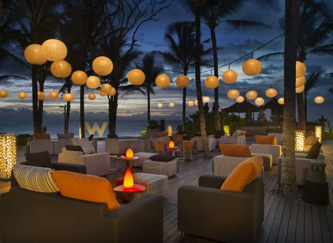 Woo Bar at W Resort and Spa
