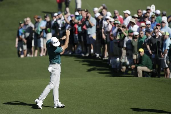 Dustin Johnson's availability for The Masters is in jeopardy after the World's No. 1 golfer injured his lower back following a fall on a…