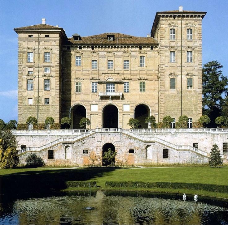 Castello di Agliè, Piemonte