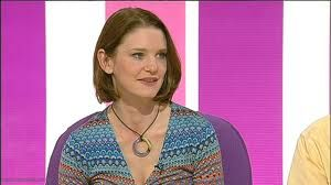 susie dent -the loveliest person on tv