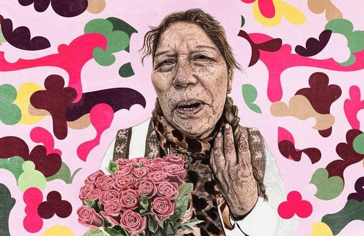 Retratos territoriales, school project by Adolfo Correa.