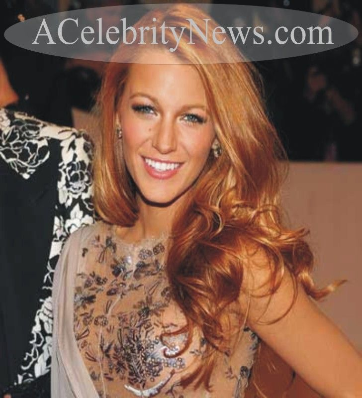 American Actress Blake Lively Biography
