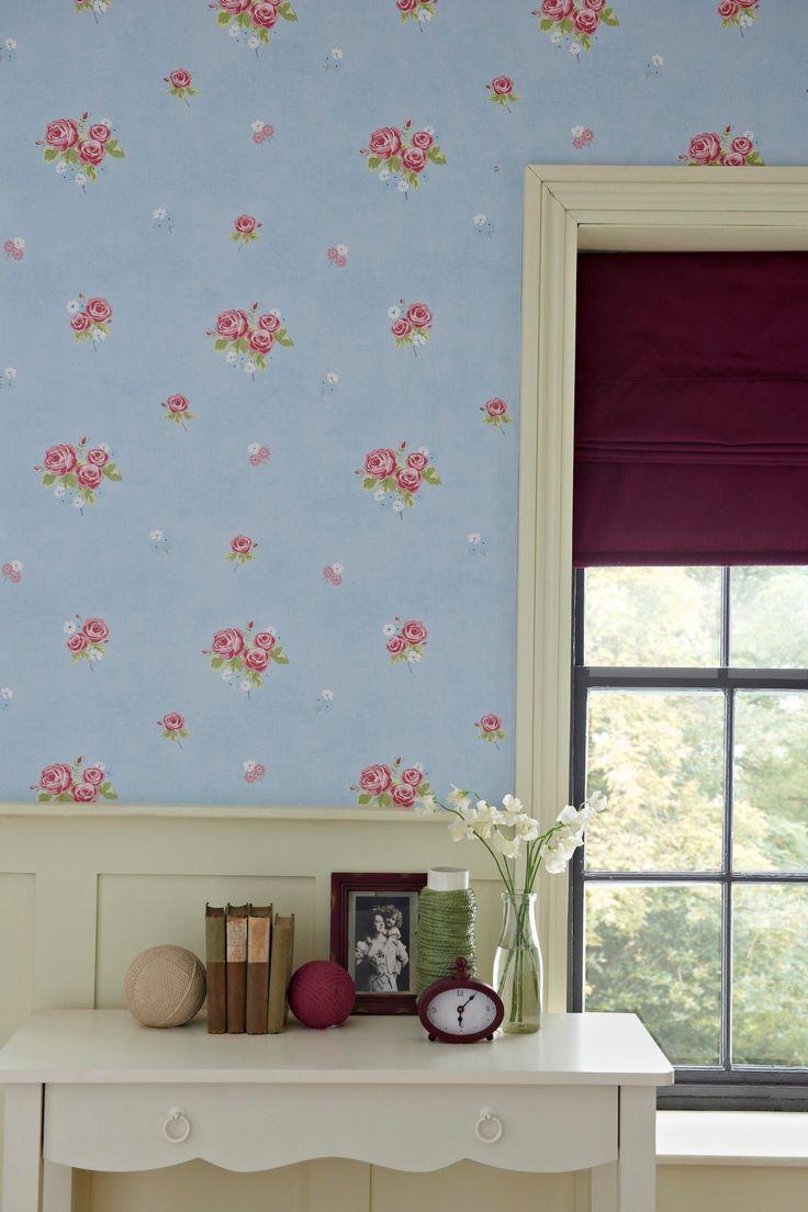 24 best toddler girls room images on pinterest toddler girl buy ditsy floral wallpaper from the next uk online shop amipublicfo Gallery