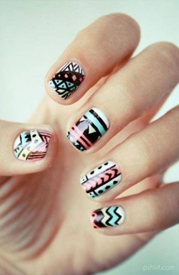 47 best Easter Nail Designs 2014 images on Pinterest | Easter nail ...