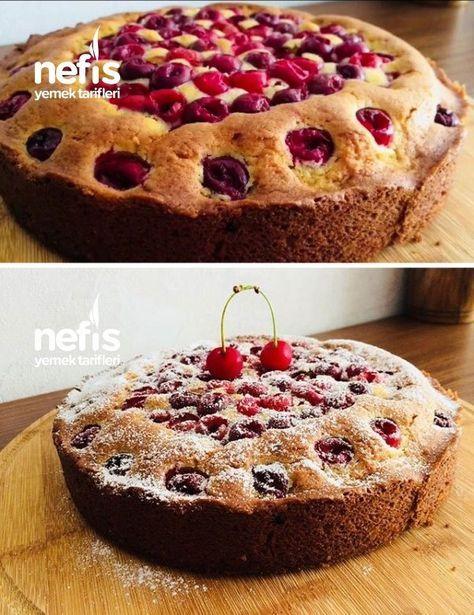 Cherry Tart # Cherry #art #tarte Rezepte #nefiseme Rezepte #food Rezepte …   – hamur işleri ve tatlılar