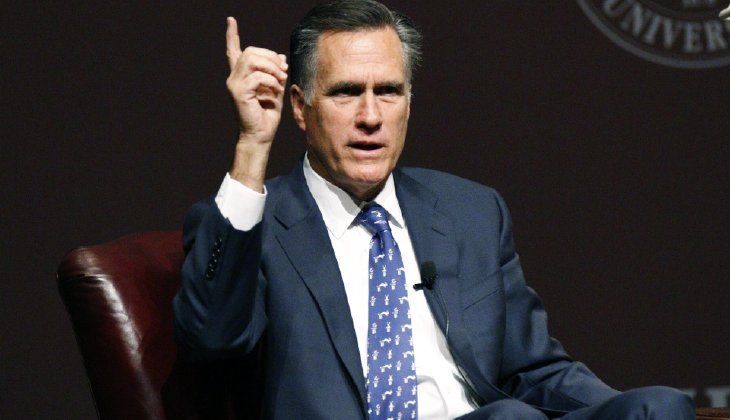 Romney: ISIS 'a cancer that metastasized' under Obama's watch ...