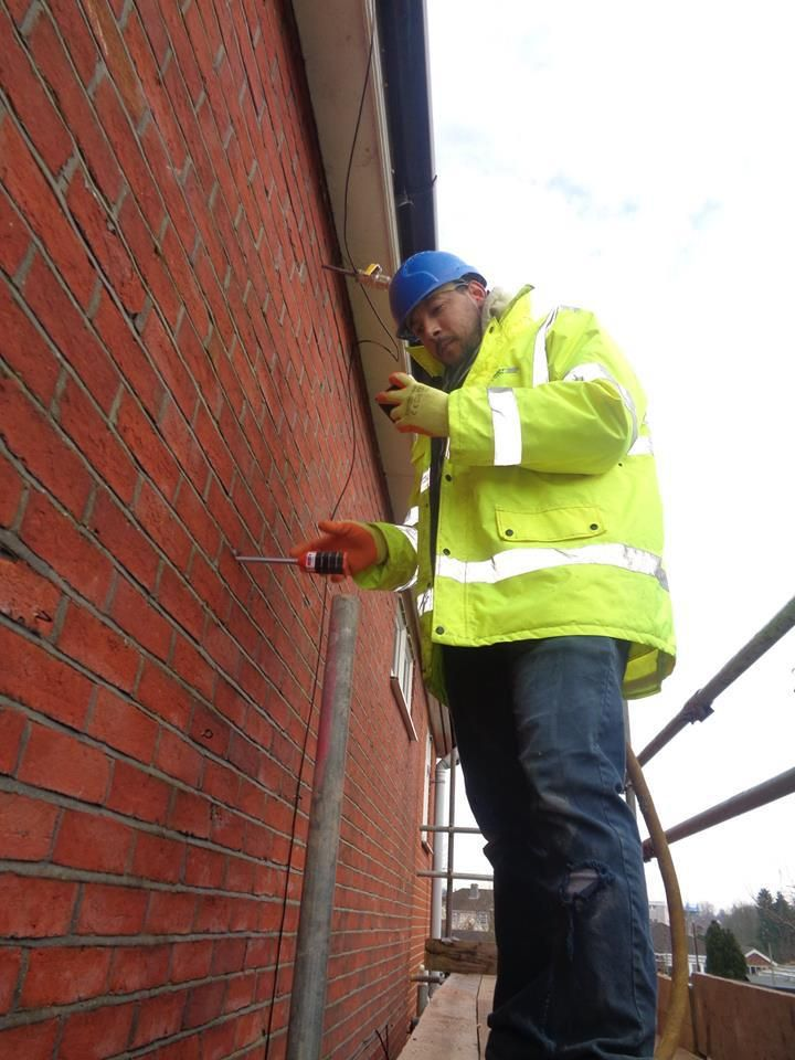 Pin by craig davies on Cavity Wall Insulation Removal