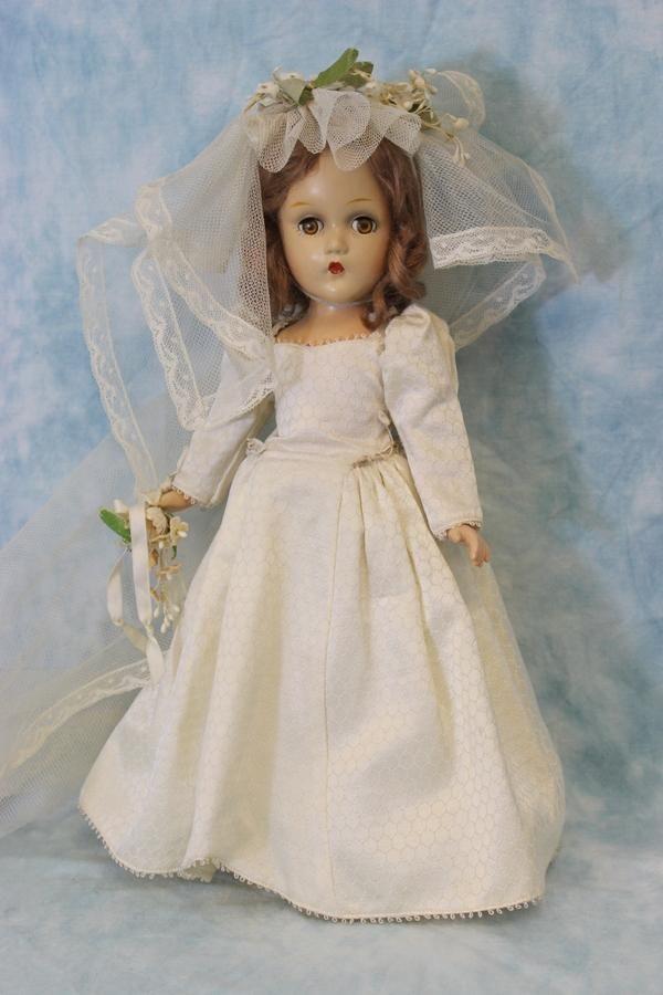 Details About 1930 S Madame Alexander Composition 15
