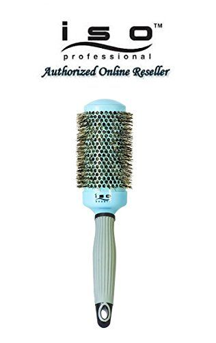 Iso Beauty Ionic Hair Brush 53mm ** More info could be found at the image url.