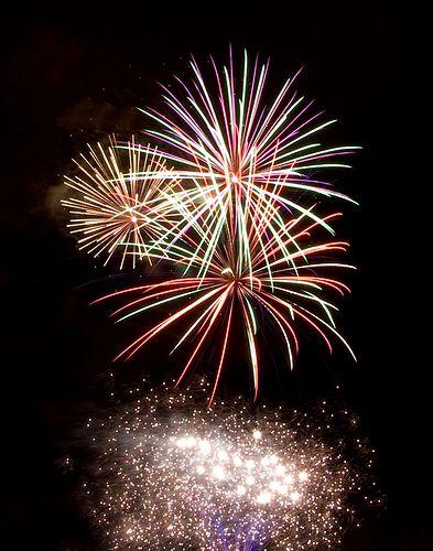 Fireworks  http://wefirstmet.com