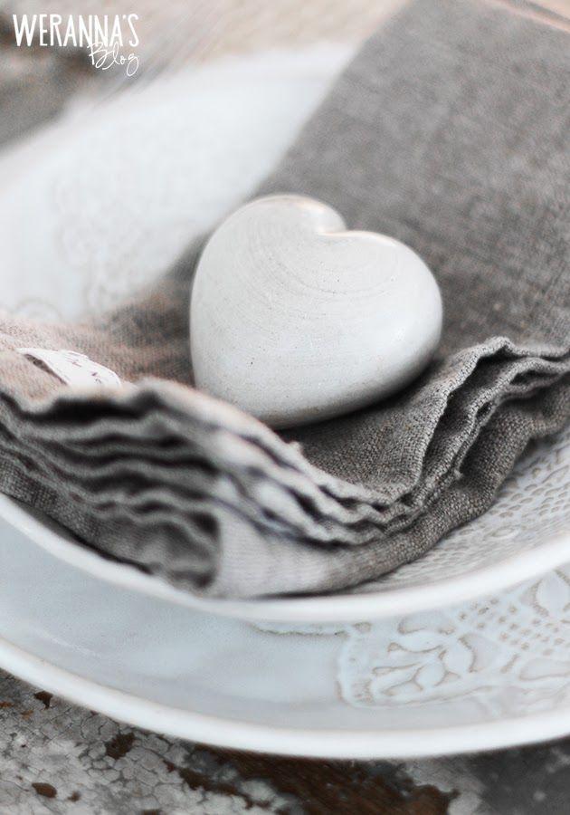 A beautiful soapstone heart
