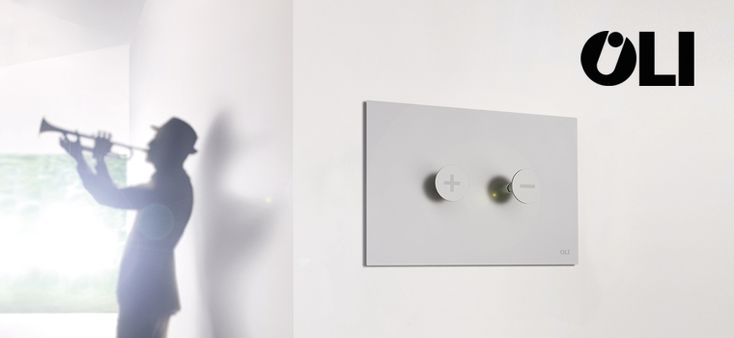 Alvaro Siza for Oli: the control plate inspired by the Trumpet