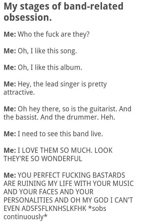 yeah this is pretty much what happens to me. every. single. time.