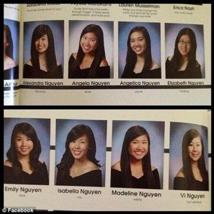 Eight Girls Pull Best Yearbook Prank Ever: Yearbook Quotes, Funny Stuff, Funnies, Humor, Yearbooks, Senior Quotes, High Schools