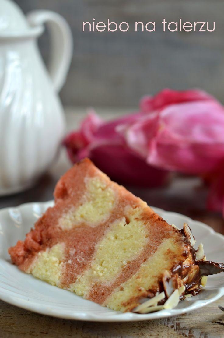 niebo na talerzu: Ciasto z kaszy jaglanej bez pieczenia. Sernik jaglany z rabarbarem