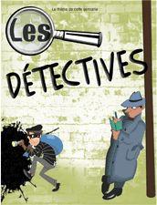 Affiche thématique - Les Détectives